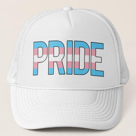 427591c3ee7 Trans-pride Trucker Trucker Hat