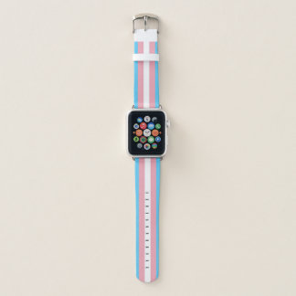 Trans Pride Watch Band