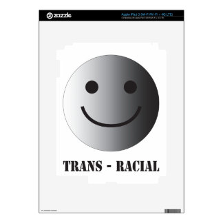 trans race decals for iPad 3