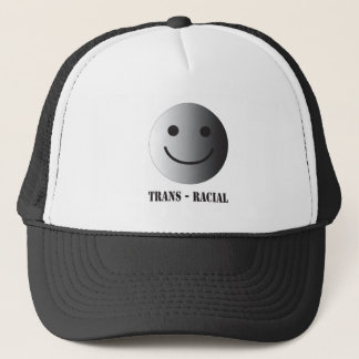 trans race trucker hat