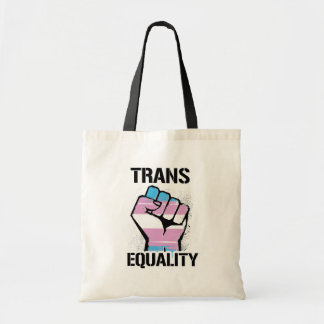 Trans Resistance - Equality - -  Tote Bag