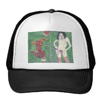 trans trucker hat