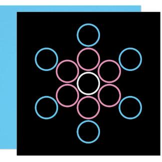 tranSacred circles Card