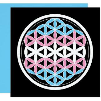 tranSacred geometry Card