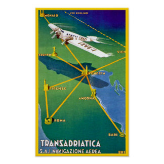 Transadriatica Navigazione Aerea Impresiones