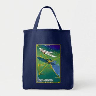 Transadriatica Navigazione Aerea Tote Bag