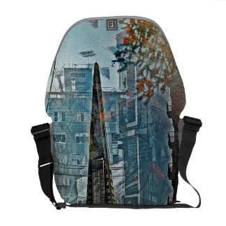 Transamerican Lifestyle Downtown SanFrancisco Messenger Bags