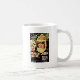Transatlantic Tunnel Coffee Mug