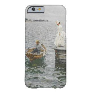 Transbordador 1886 del verano funda barely there iPhone 6