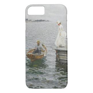 Transbordador 1886 del verano funda iPhone 7