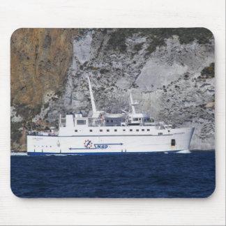 Transbordador Carloforte Alfombrillas De Ratones