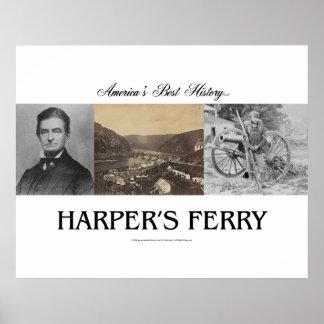 Transbordador de ABH Harper Póster