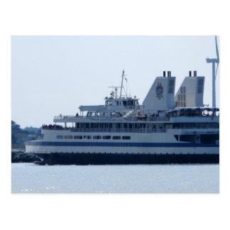 Transbordador de Cape May/de Lewes Postal