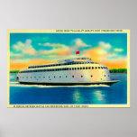 Transbordador de Kalakala, mundo primer aerodinami Posters