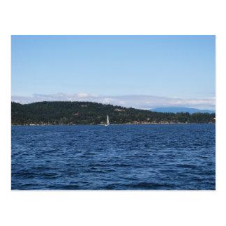 Transbordador de la isla de Guemes Tarjetas Postales