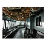 Transbordador de la isla de Toronto Postal
