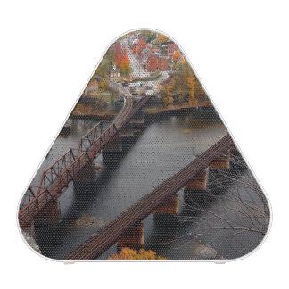 Transbordador de los Harpers en la caída Altavoz