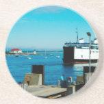 Transbordador de Nantucket Posavasos Manualidades
