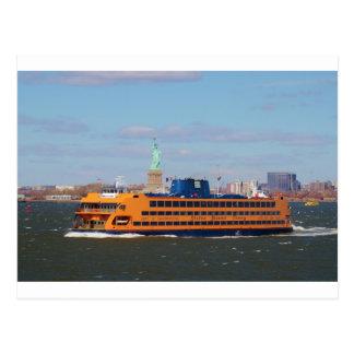 Transbordador de Staten Island Postales