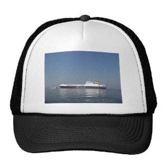 Transbordador de transbordo rodado gorras