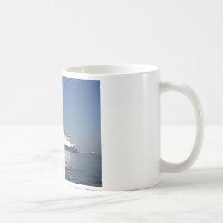 Transbordador de transbordo rodado taza