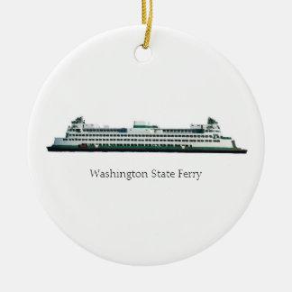 Transbordador Ornamento De Navidad