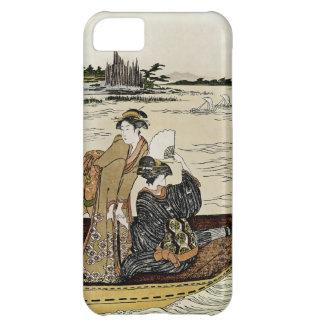 Transbordador en el río de Sumida Funda Para iPhone 5C