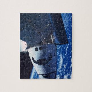 Transbordador espacial atracado 3 rompecabezas