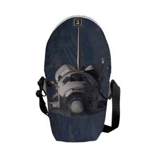 Transbordador espacial bolsa de mensajeria