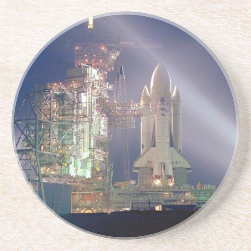 Transbordador espacial Columbia Posavaso Para Bebida