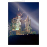 Transbordador espacial Columbia Tarjetas