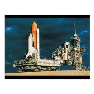 Transbordador espacial Columbia Tarjetas Postales
