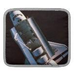 Transbordador espacial con la bahía de cargo abier funda para iPads