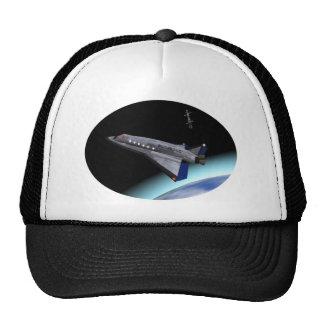 Transbordador espacial de El Al Maslool Gorras