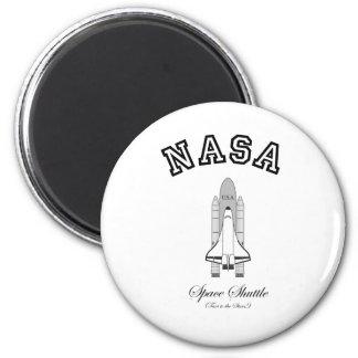 Transbordador espacial de la NASA: ¡Taxi a las est Iman Para Frigorífico