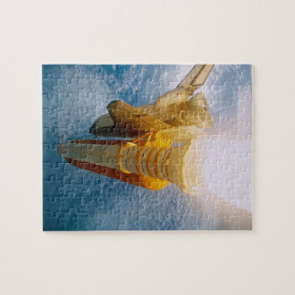 Transbordador espacial en el espacio 2 rompecabeza