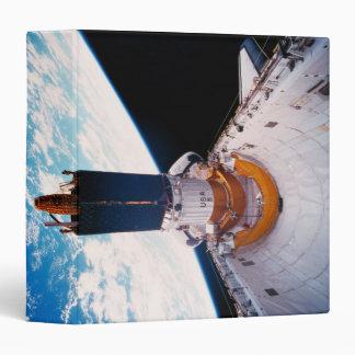 "Transbordador espacial en la órbita 2 carpeta 1 1/2"""