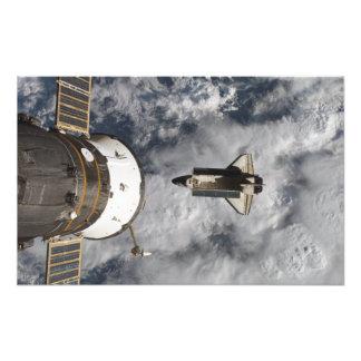 Transbordador espacial la Atlántida 2 Fotografia