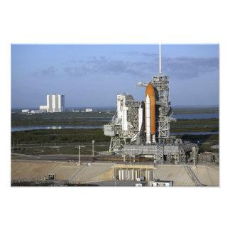 Transbordador espacial la Atlántida 3 Impresiones Fotograficas