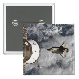 Transbordador espacial la Atlántida 3 Pin