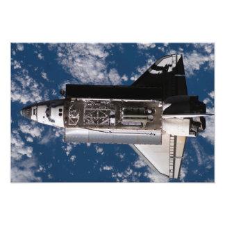 Transbordador espacial la Atlántida Fotografía