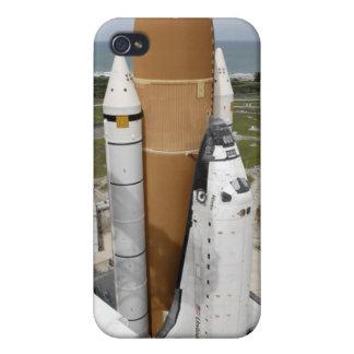 Transbordador espacial la Atlántida iPhone 4/4S Carcasas