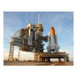 Transbordador espacial la Atlántida (STS-122) - pl Comunicados Personalizados