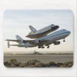 Transbordador espacial la Atlántida Tapetes De Ratón