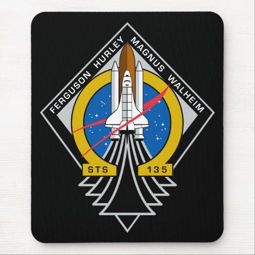 Transbordador espacial la Atlántida Tapete De Ratones