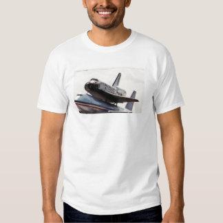 transbordador espacial poleras