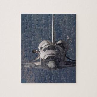 Transbordador espacial rompecabeza con fotos