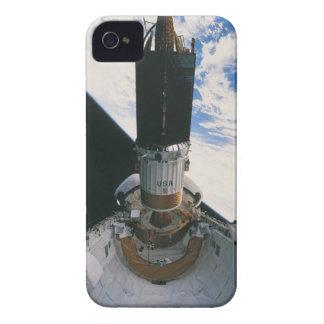 Transbordador espacial que lanza el satélite Case-Mate iPhone 4 fundas
