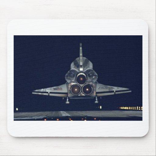 Transbordador espacial tapetes de raton