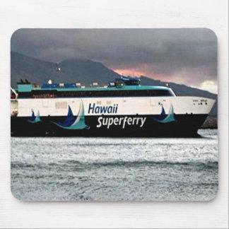 Transbordador estupendo Mousepad de Hawaii Tapete De Raton